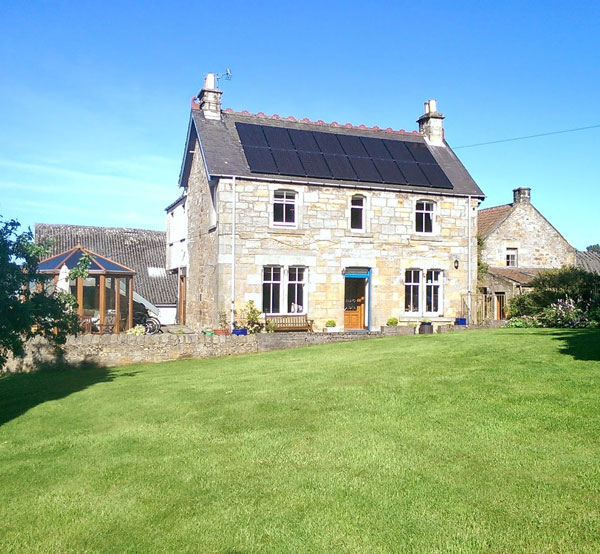 Stay, Cupar, Fife, Wester Dura Farmhouse
