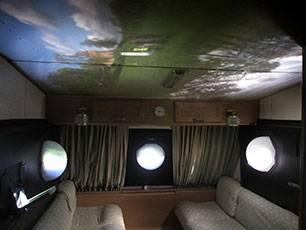 Caravan Obscura at Cupar Arts Festival